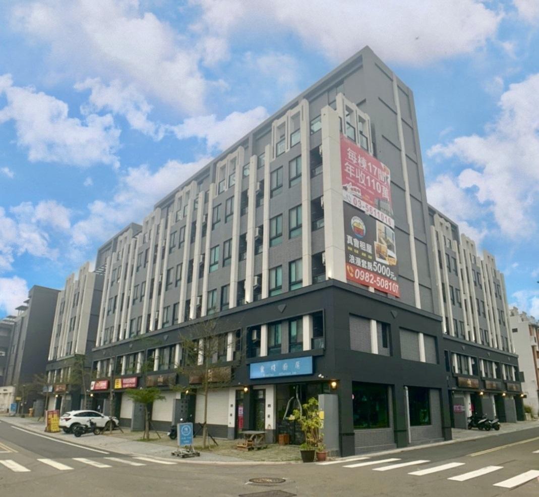 竹南大埔重劃區-高投報店套